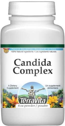 Candida Complex Powder - Echinacea, Sheep Sorrel, Barberry and More (4 oz, ZIN: 516903)