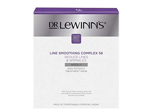 Dr. Lewinn's Line Smoothing Complex High Potency Treatment Masks 3 PCS