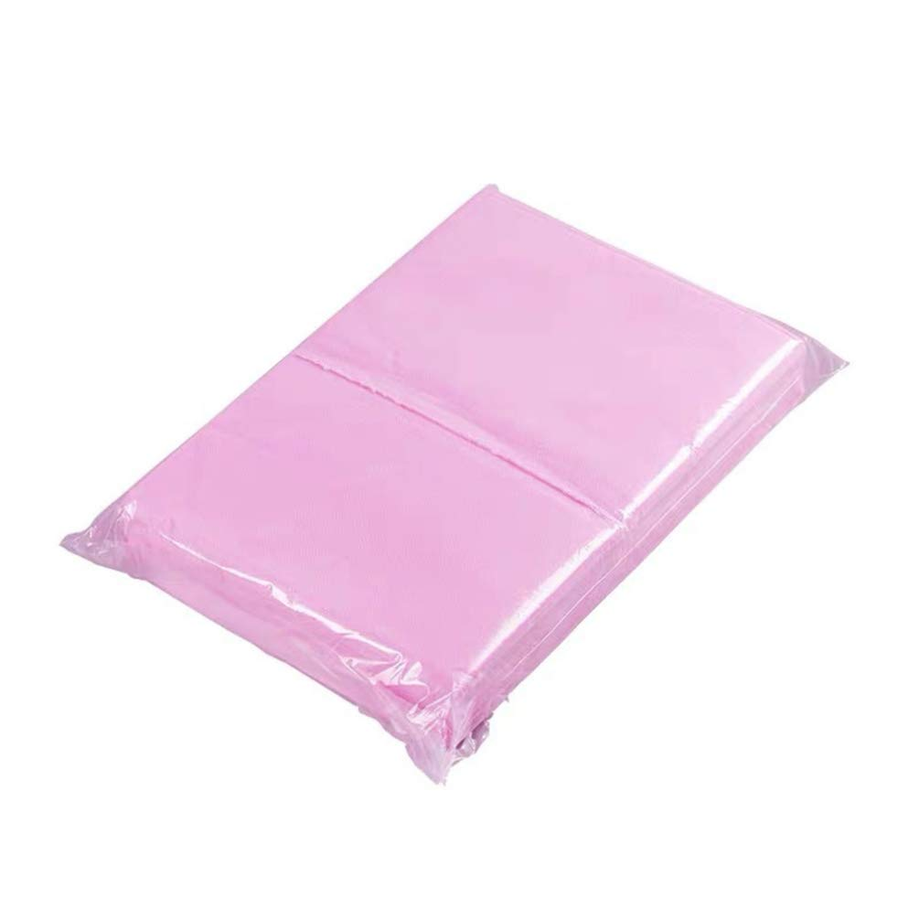 Exceart 10pcs Disposable Bed Sheet for Beauty Salon Massage Tattoo Hotels Mattress Cover(Random Color)