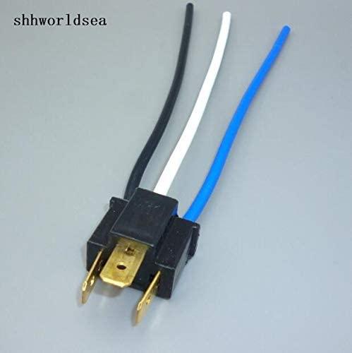 Davitu Cables, Adapters & Sockets - shhworldsea H4 9003 socket connector male socket holder 50PCS