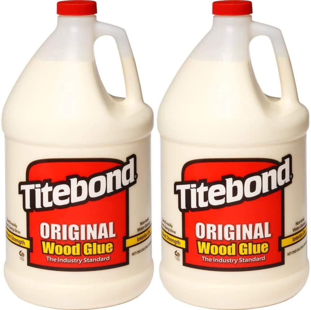 Titebond 5066F Original Wood Glue - Gallon - 2 Pack