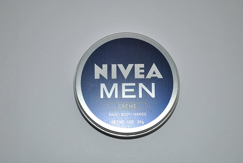 Nivea Men Creme Tin 1 oz / 29 g