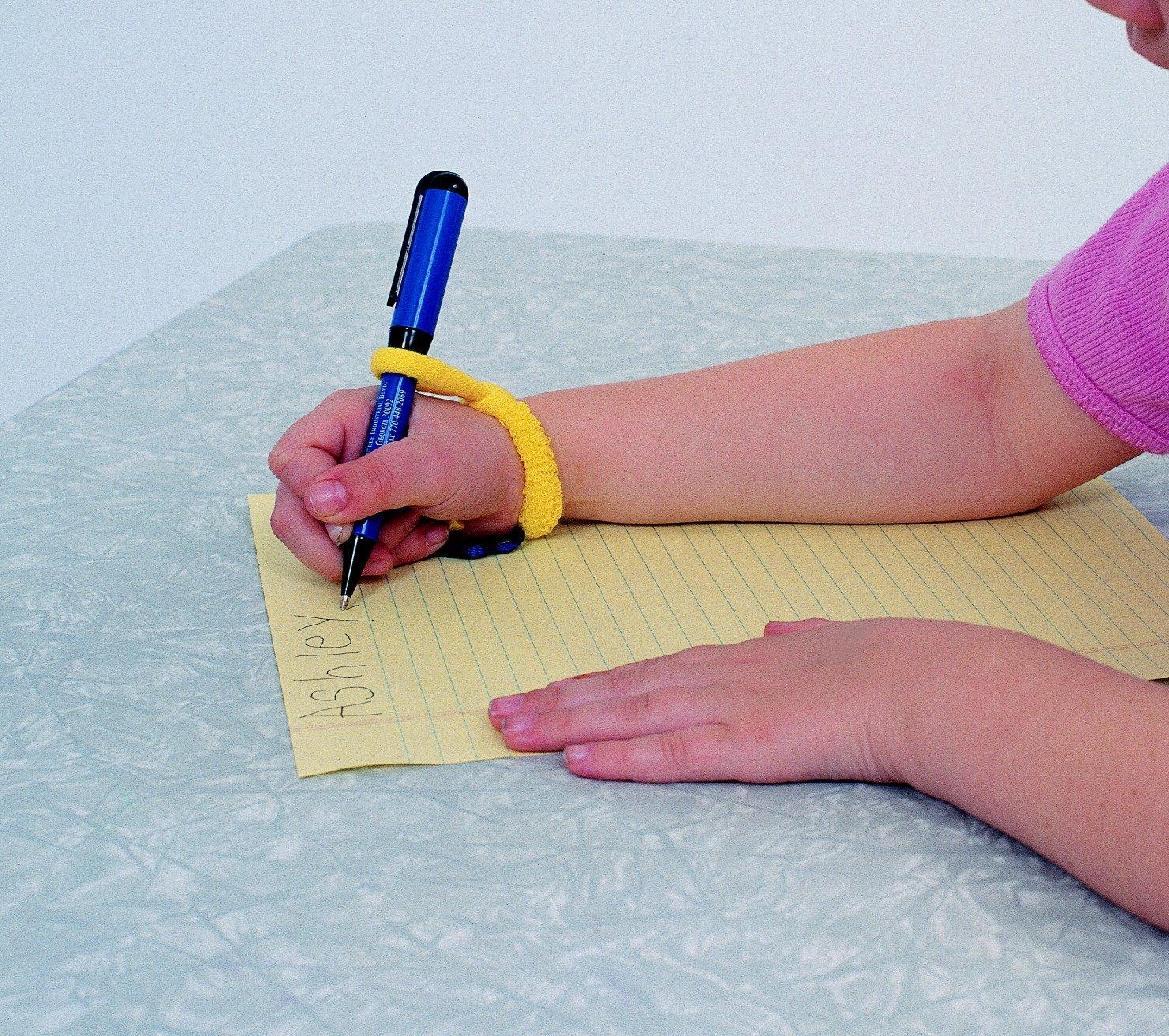 Abilitations Handi-Writer Writing Aid, Assorted Colors (Set of 12)