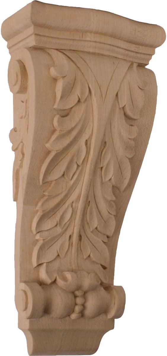 Ekena Millwork COR06X03X13FRCH-CASE-6 Corbel, Factory Primed