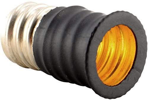 E12 CANDELABRA Light Bulb WEATHERPROOF EXTENSION Base SOCKET Extender Adapter