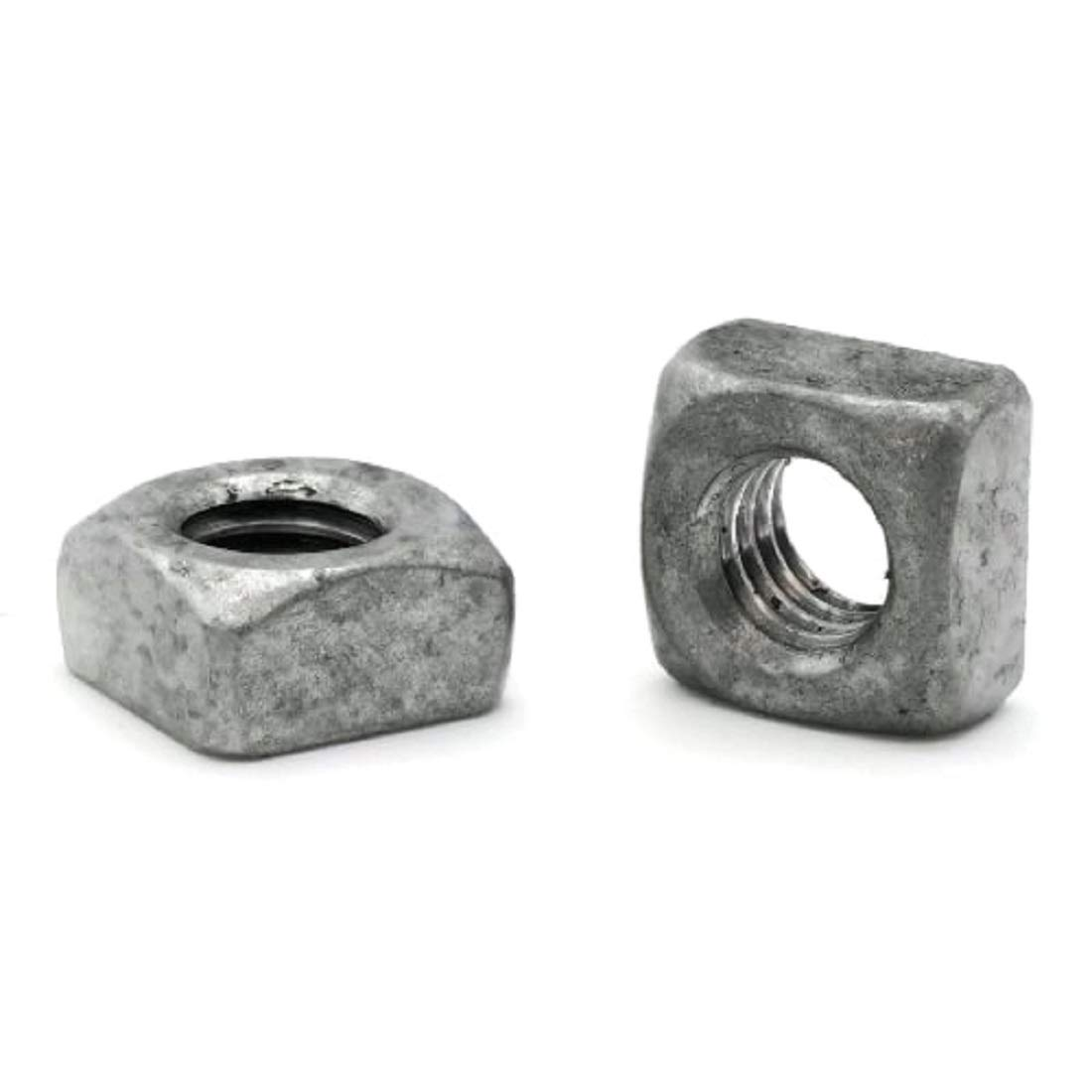 Square Nuts Hot Dipped Galvanized Grade 2-1/4