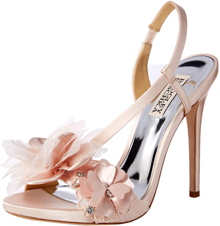 Badgley Mischka Women's Forever Heeled Sandal