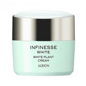 Albion Infinesse White White Plant Cream 30g, New