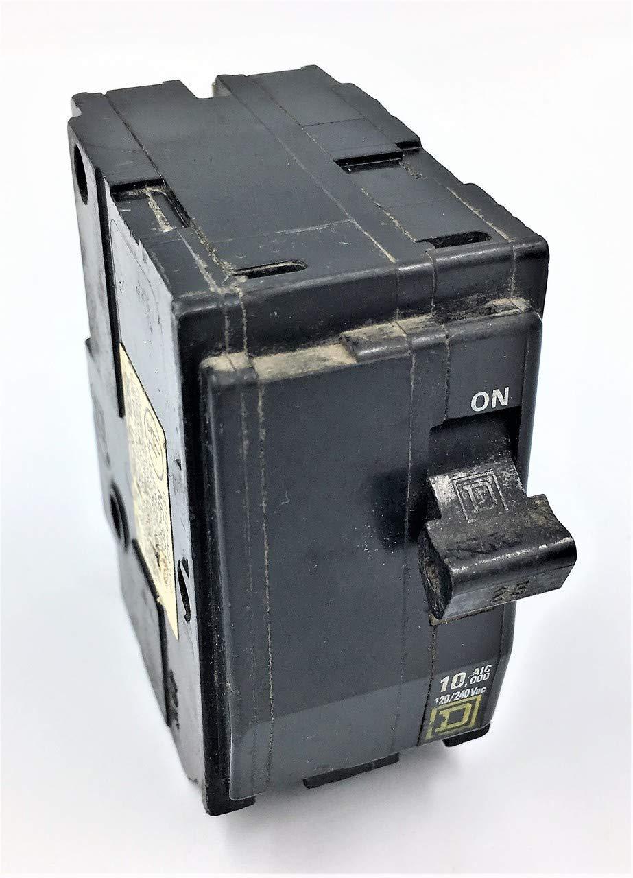Square D QO225 MINIATURE CIRCUIT BREAKER 120/240V 25A