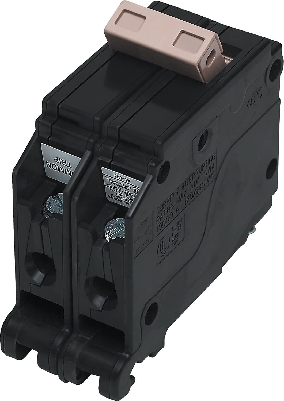 Cutler Hammer CH235 Circuit Breaker, 2-Pole 35-Amp