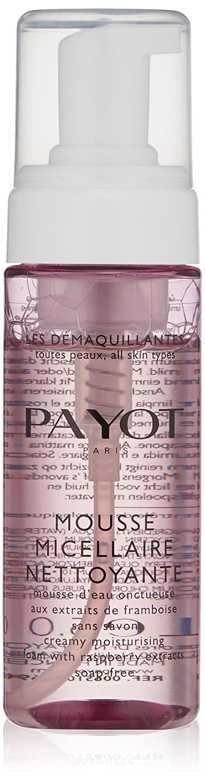 Payot Creamy Moisturising Foam, Raspberry Extracts, 5 Fl Oz