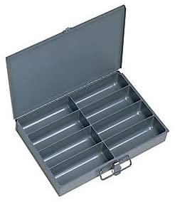 DURHAM Compartment Box - 13-1/4 x9-1/4 x2