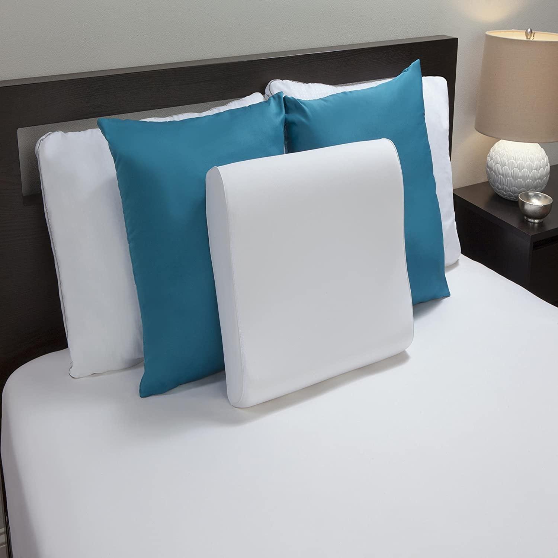 Comfort Revolution Memory Foam Contour Pillow