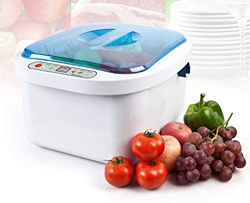 Aphrodite 12.8L Household Vegetable Fruit Cleaner Washer Health Ultrasonic Cleaning Machine