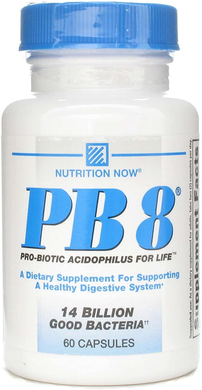 PB8 Acidophilus; Pro-Biotic