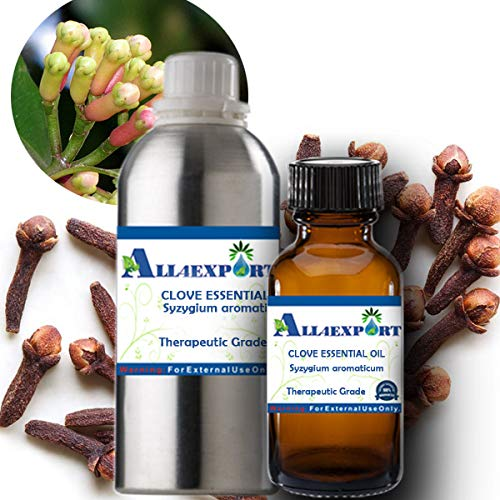 Essential Oil Pure Clove Eugenia Caryophyllata Natural Undiluted 100 ML