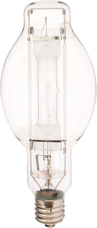 Plusrite 1028 MH1000/BT37/U/4K 1000W Metal Halide Light Bulb
