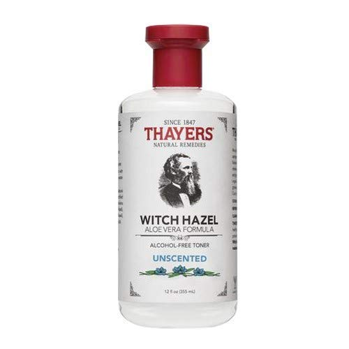 Thayers Alcohol-free Unscented Witch Hazel Toner (12-oz.) 3-Pack
