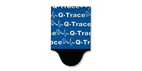 Kendall Resting ECG Tab Electrode 5400 Q-Trace - Case of 1000
