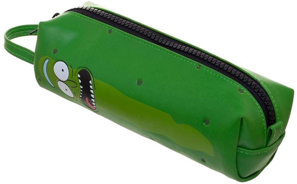 Pickle Rick Pencil Case Pickle Rick Accessories Rick and Morty Pencil Case