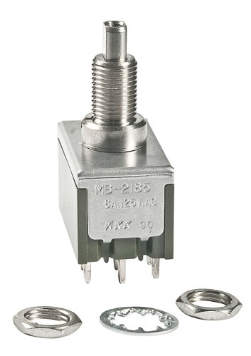 NKK Switches Part Number MB2185SS1W01