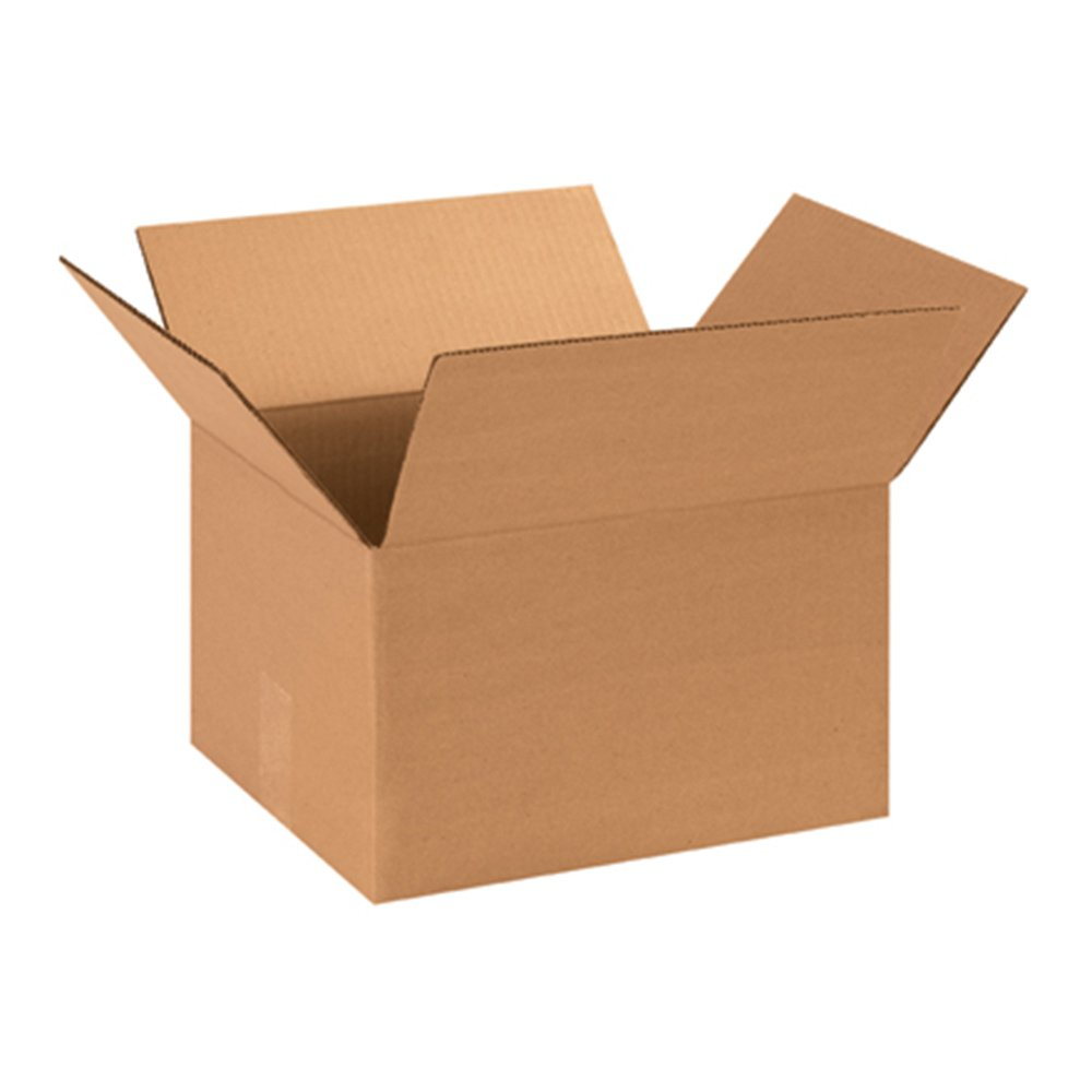 Aviditi 13118 Corrugated Cardboard Box 13