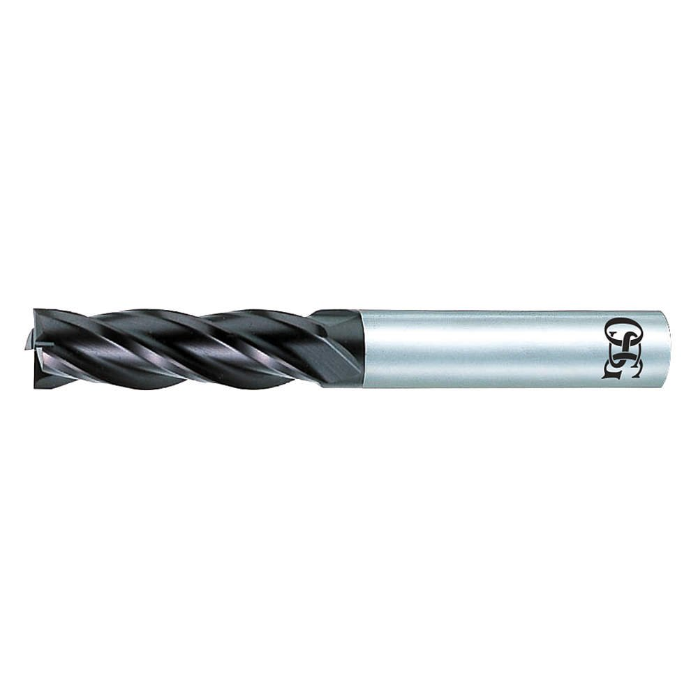 OSG Tap And Die - 37420010 - Square End Mill, 8.00mm Milling Diameter, Number of Flutes: 4, 28.00mm Length of Cut, WXL, 3742