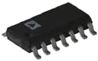 Precision Amplifiers 16V Prec CMOS RR Quad (10 pieces)