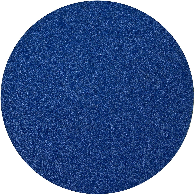 NorZon Plus Large Diameter Cloth PSA Discs - r821 80-y 12 blank singleflex psa disc [Set of 25]