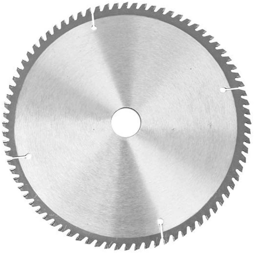 Gulakey Abrasive, 250mm 80T High Speed Steel TCT Circular Saw Blade 30mm Bore Blade Kit For 255mm Saws