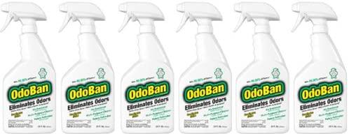 OdoBan Odor Eliminator 24 fl oz RTU Spray 6-Pack