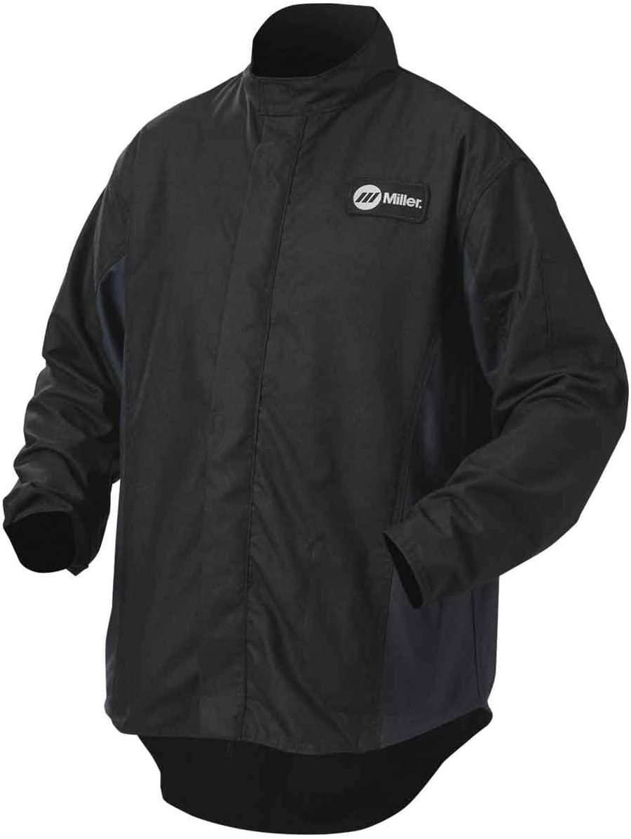 Miller 247120 WeldX Performance Welding Jacket, 4X-Large