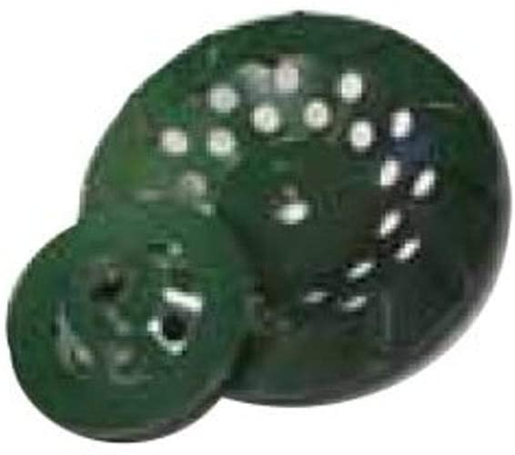 Diamond Products Core Cut 94133 4-Inch by 5/8-Inch 11 Utility Green Spiral Turbo Cup Grinders with 9 Segments