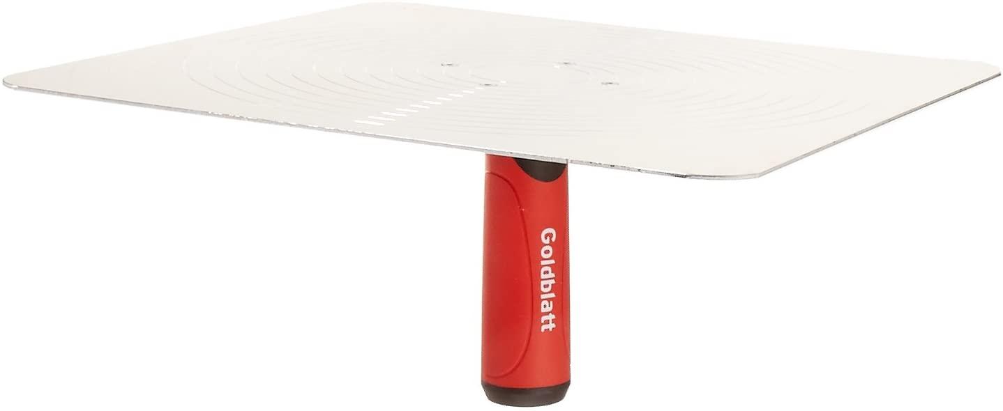 Goldblatt Tools G05031 Aluminum Hawk Pro-Grip Handle, 13