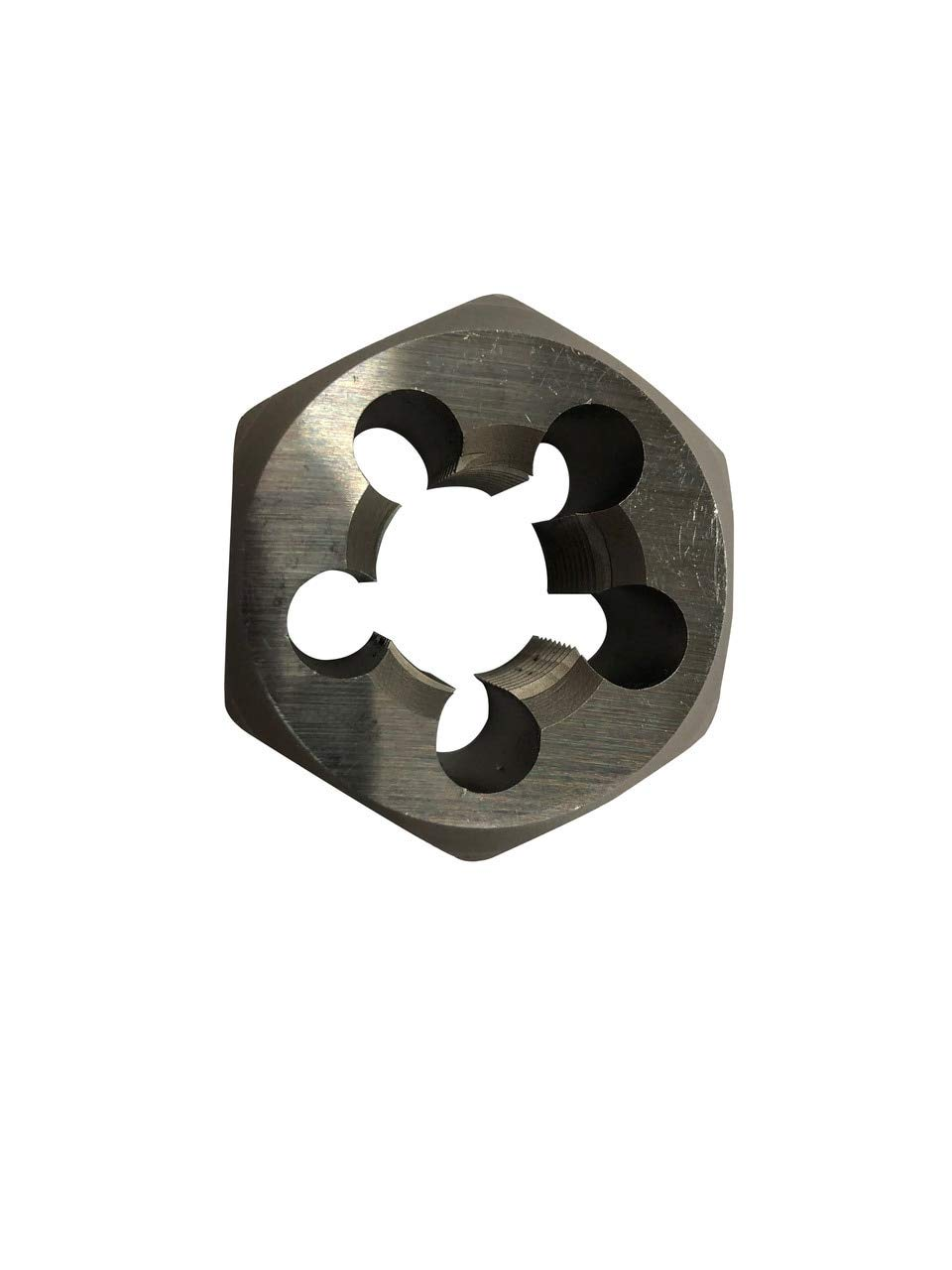 Hex Die Metric 6.00mm x0.50mm Carbon Steel