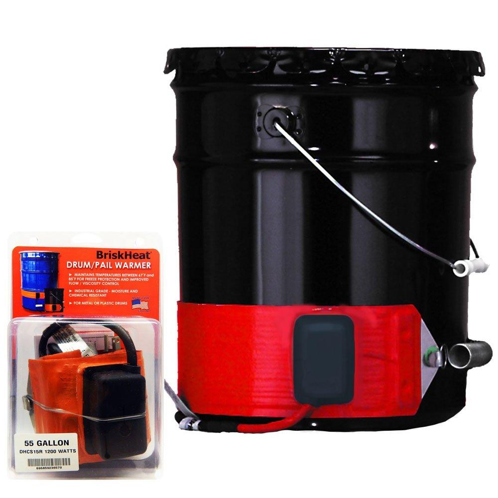 BriskHeat DHCS13R Silicone Rubber Drum/Pail Warmer (DHCS-R), Cable