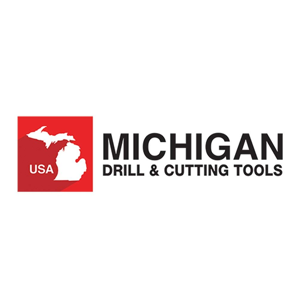 MICHIGAN DRILL HS Spiral FLT Hand Reamer (565U 1-9/32)
