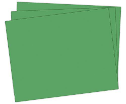 School Smart Railroad Board, Light Green, Pack of 25