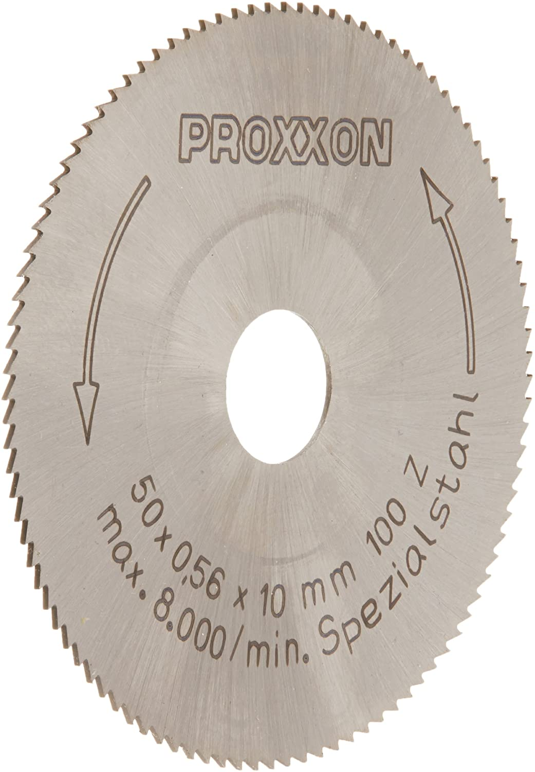 Proxxon 28020 HSS saw blade for KS 115, 2