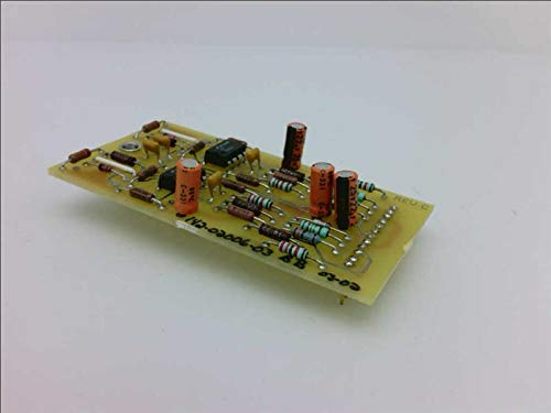 CHROMALOX 0142-02006 Card, 10OHM, 014202006, RTD, Circuit