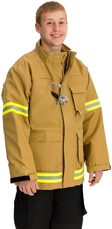 TOPPS SAFETY EJ01Y6152 -Short/54-56 EMS Jacket, 54