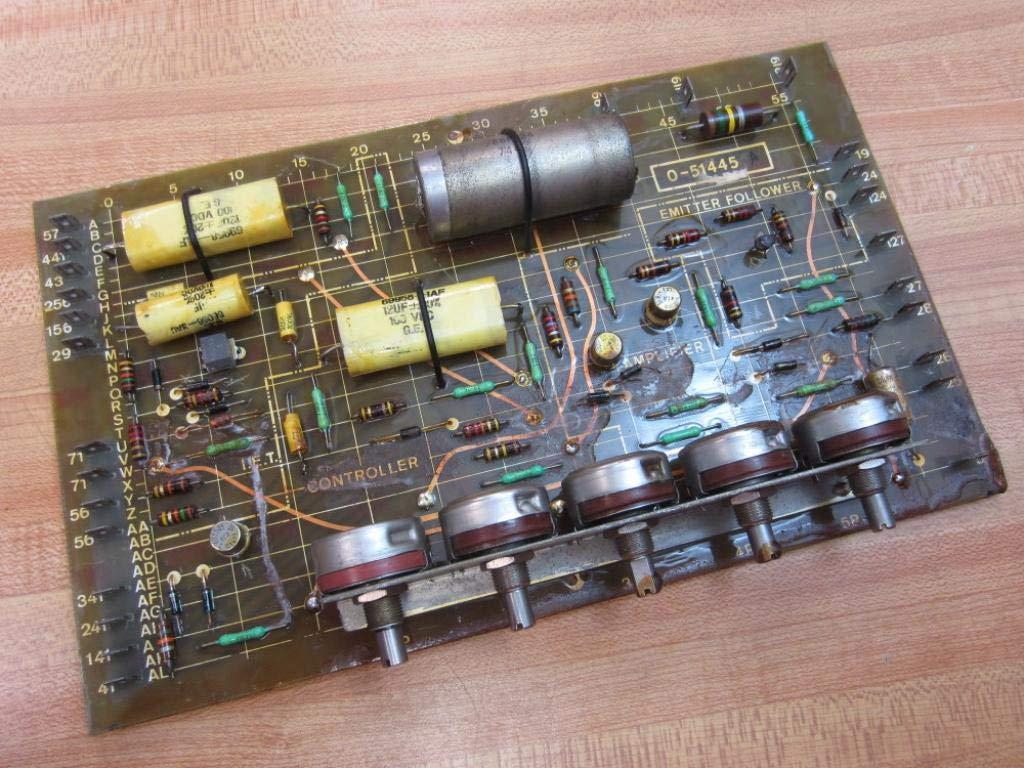 Reliance 0-51445 Circuit Board O-51445