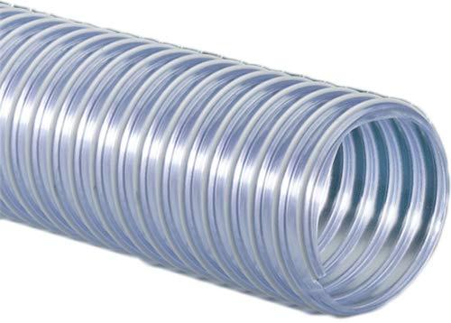 Flexaust R-3-10x25-CLR Plastic Flexadux PV 10