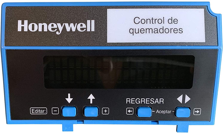 Honeywell S7800A1167 Pantalla con Teclado en Español/Spanish Display Keyboard with Valve Proving