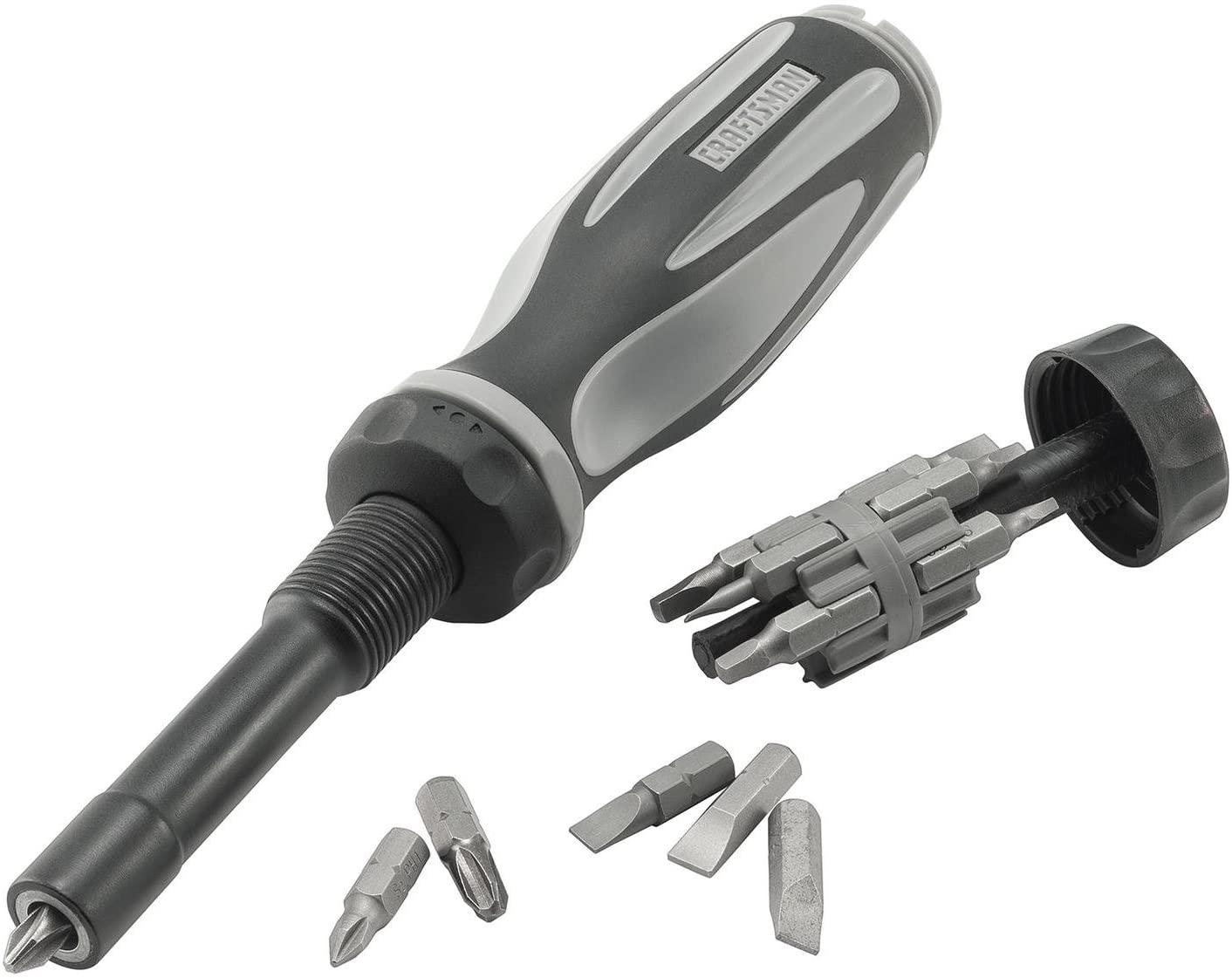 Craftsman 13-piece Extreme Grip Bit Driver Set (9-47227)