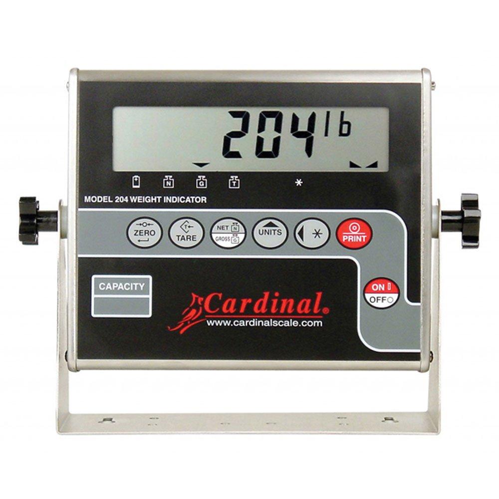 Detecto 204, Digital Weight Indicator
