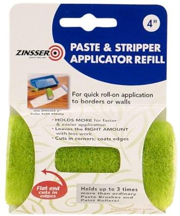 Zinsser 98004 4-Inch Paste & Stripper Applicator Refill