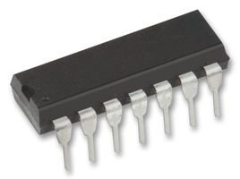 TEXAS INSTRUMENTS SN75ALS180N IC, RS422/RS485 TRANSCEIVER, 5.25V DIP14 (10 pieces)