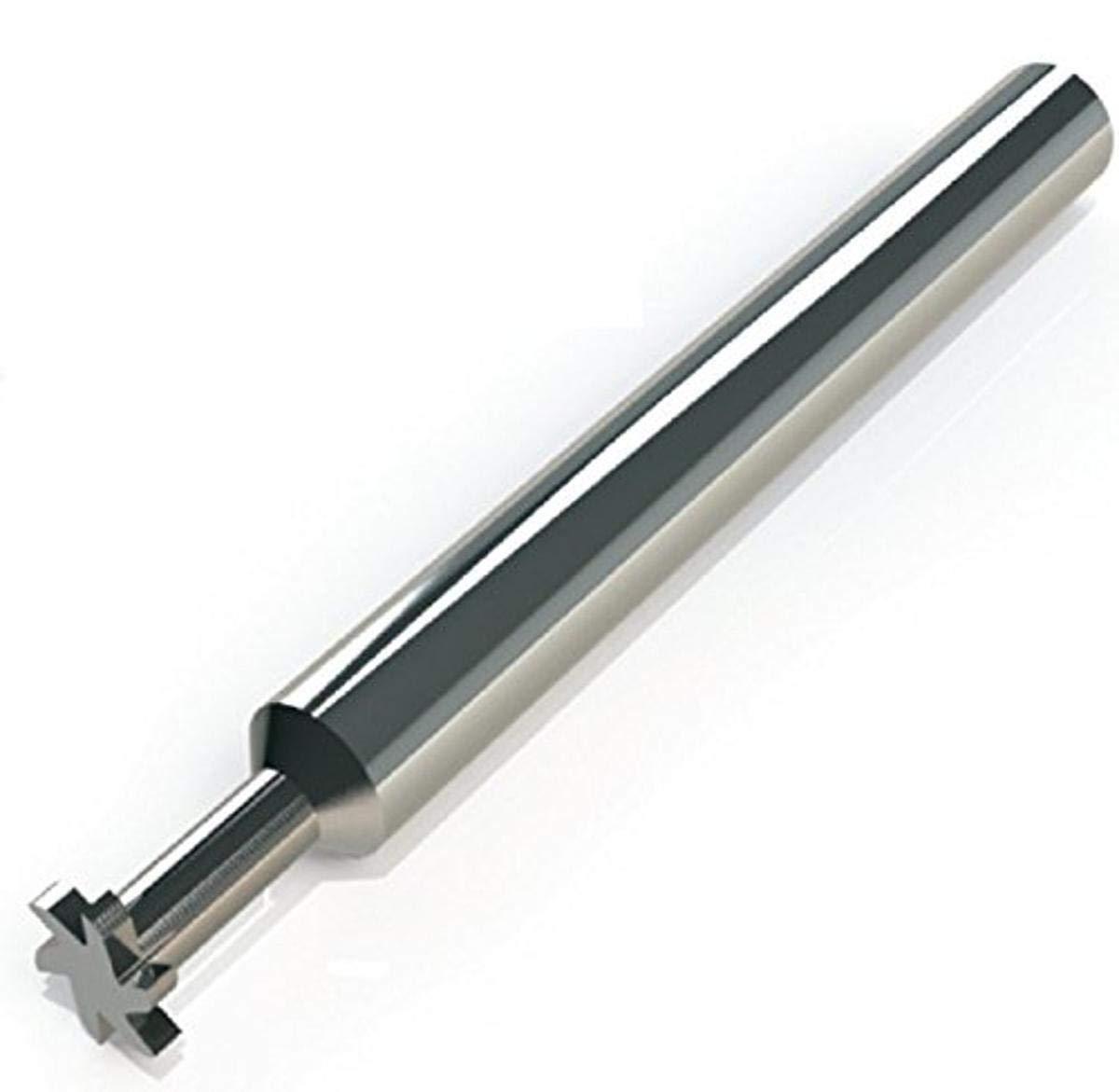 Micro 100 KC-125-190-045 6 Flute Keyseat Cutters, 0.125