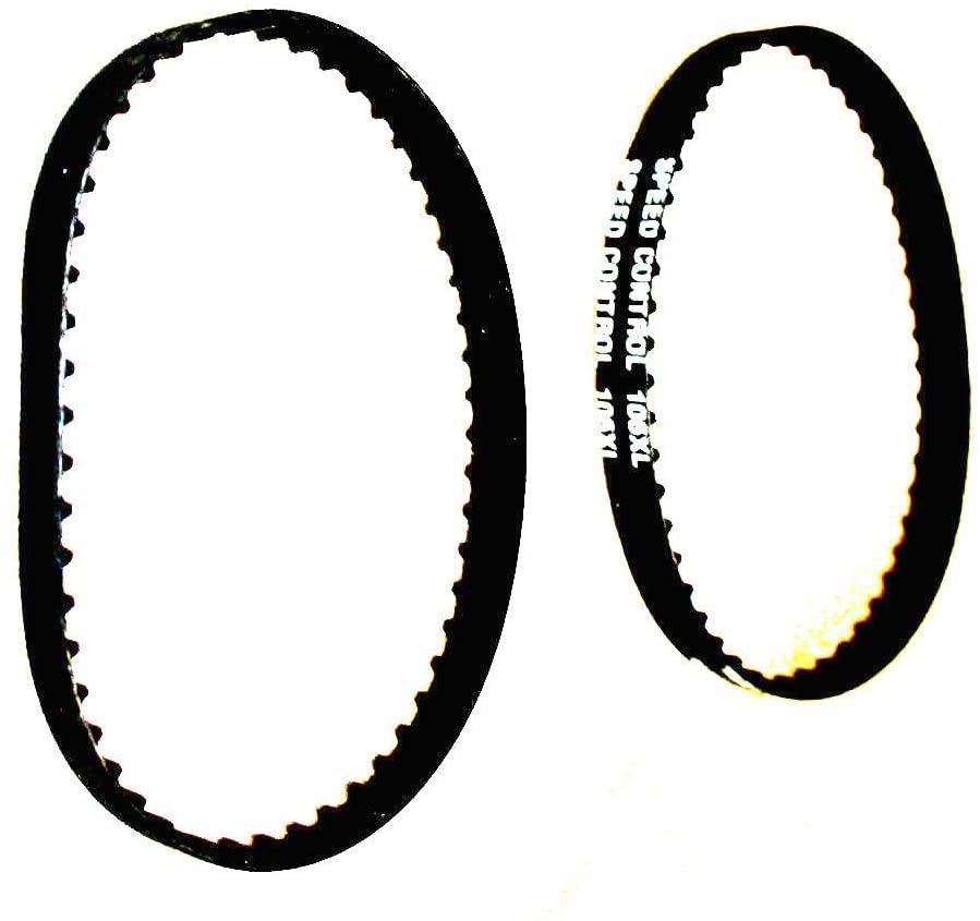 SET of 2 Narrow & Wide RYOBI OSS450 OSS500 SANDER Replacement Belts